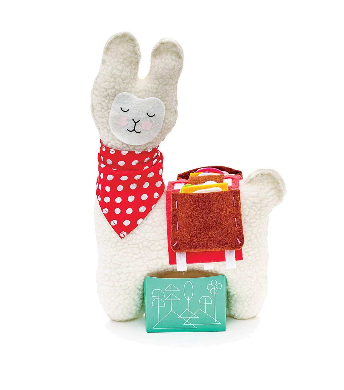 Creativity for Kids Alpaca Picnic Sewing Kit