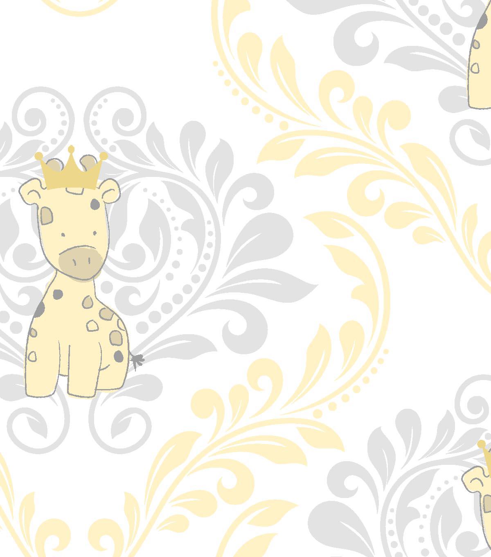 Nursery Royal Cotton Fabric 43 U0027 Giraffe