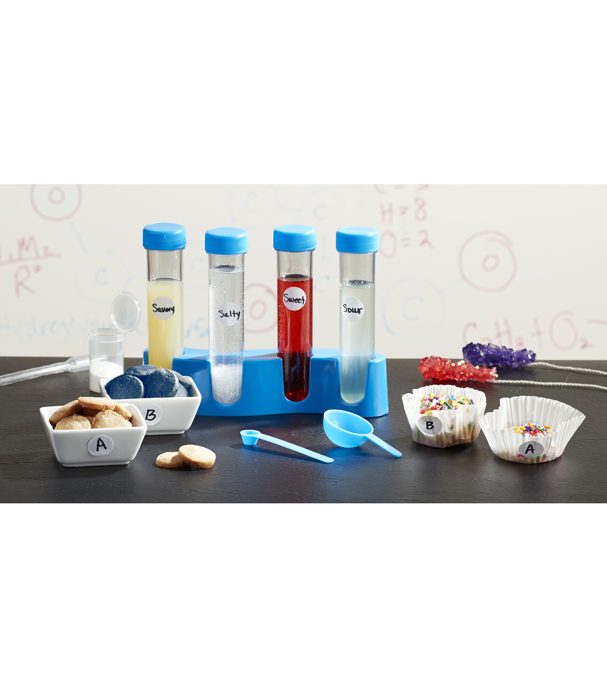 Scientific Explorers Tasty Science Kit