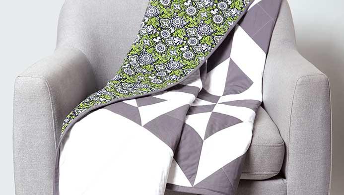 2-color Quilt