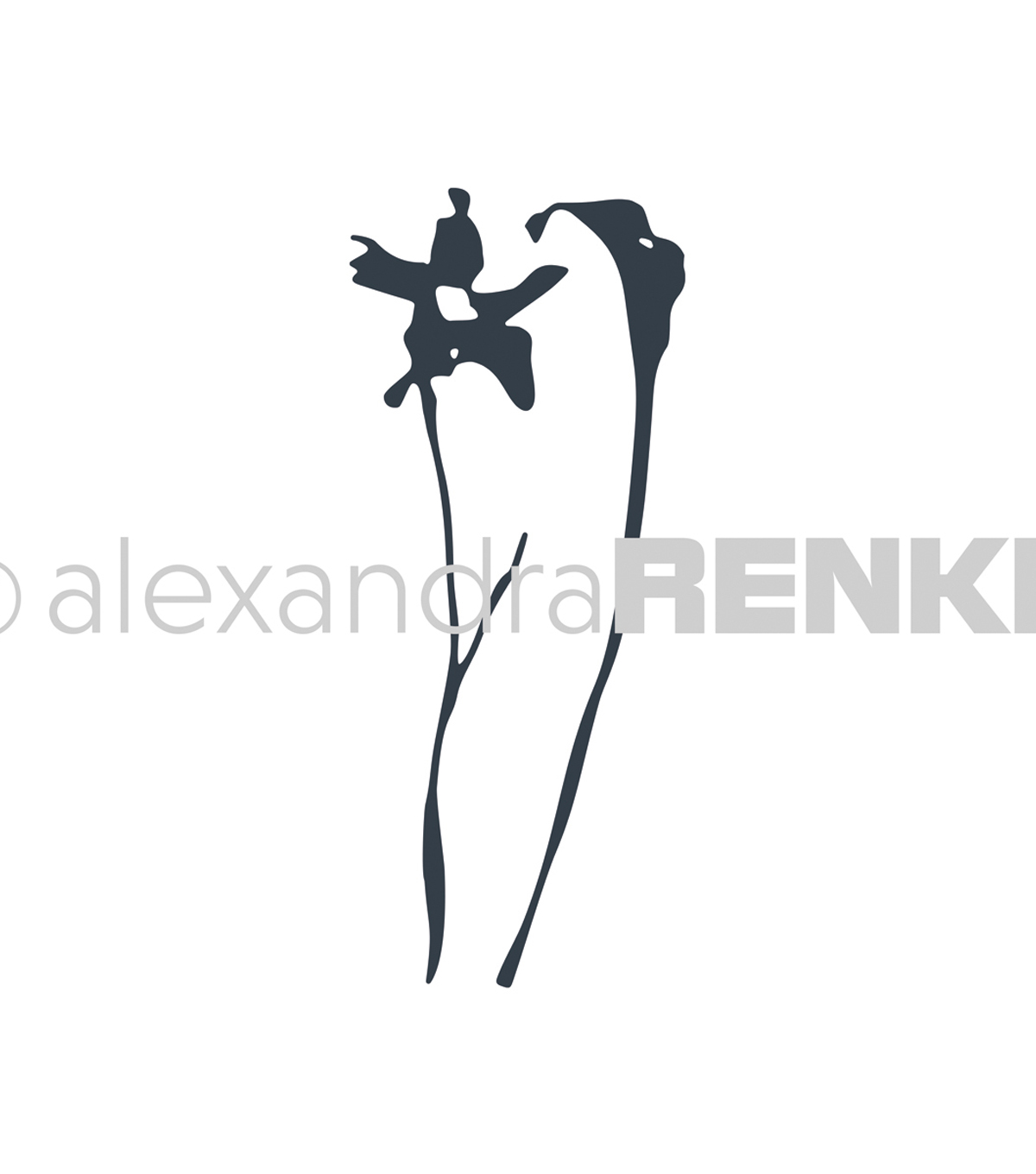 Alexandra Renke Dies-Magic Flowers; Flower