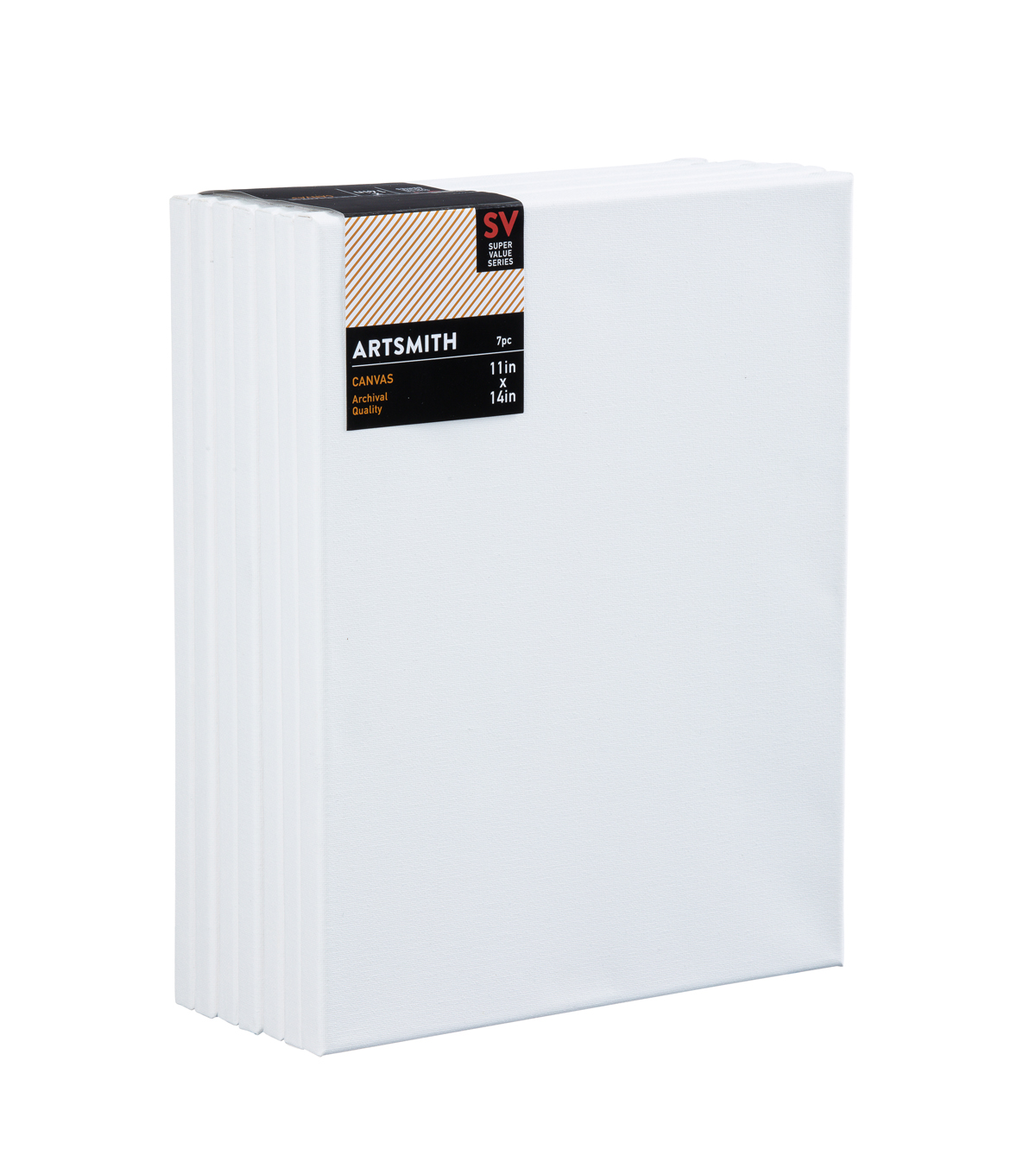 Stretched Canvas Super Value Pack 11\u0022x14\u0022