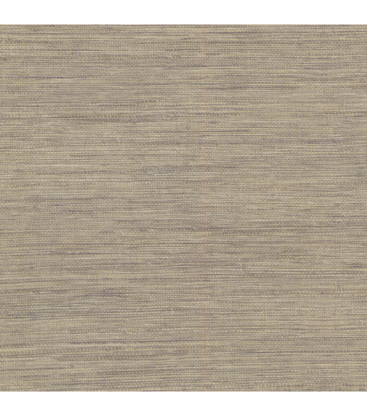 Tapis Taupe Faux Grasscloth  Wallpaper Sample
