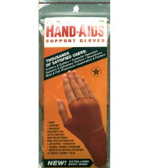 Hand-aids Lycra Support Gloves (1 Pair)-