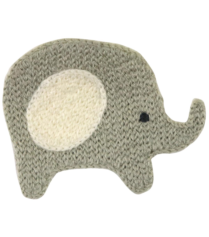 Baby Elephant Crochet Applique Pattern • Kerri's Crochet | 1360x1200