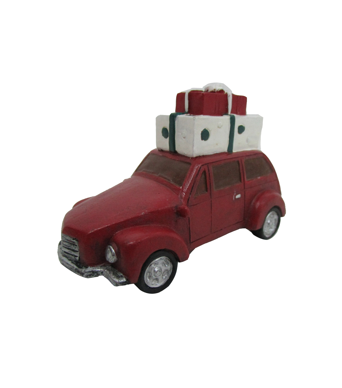 Maker\u0027s Holiday Christmas Littles Red Truck with Gifts
