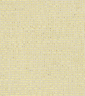 Premium Quilt Cotton Fabric-Yarn Dye Silver Cloud Gold Metallic