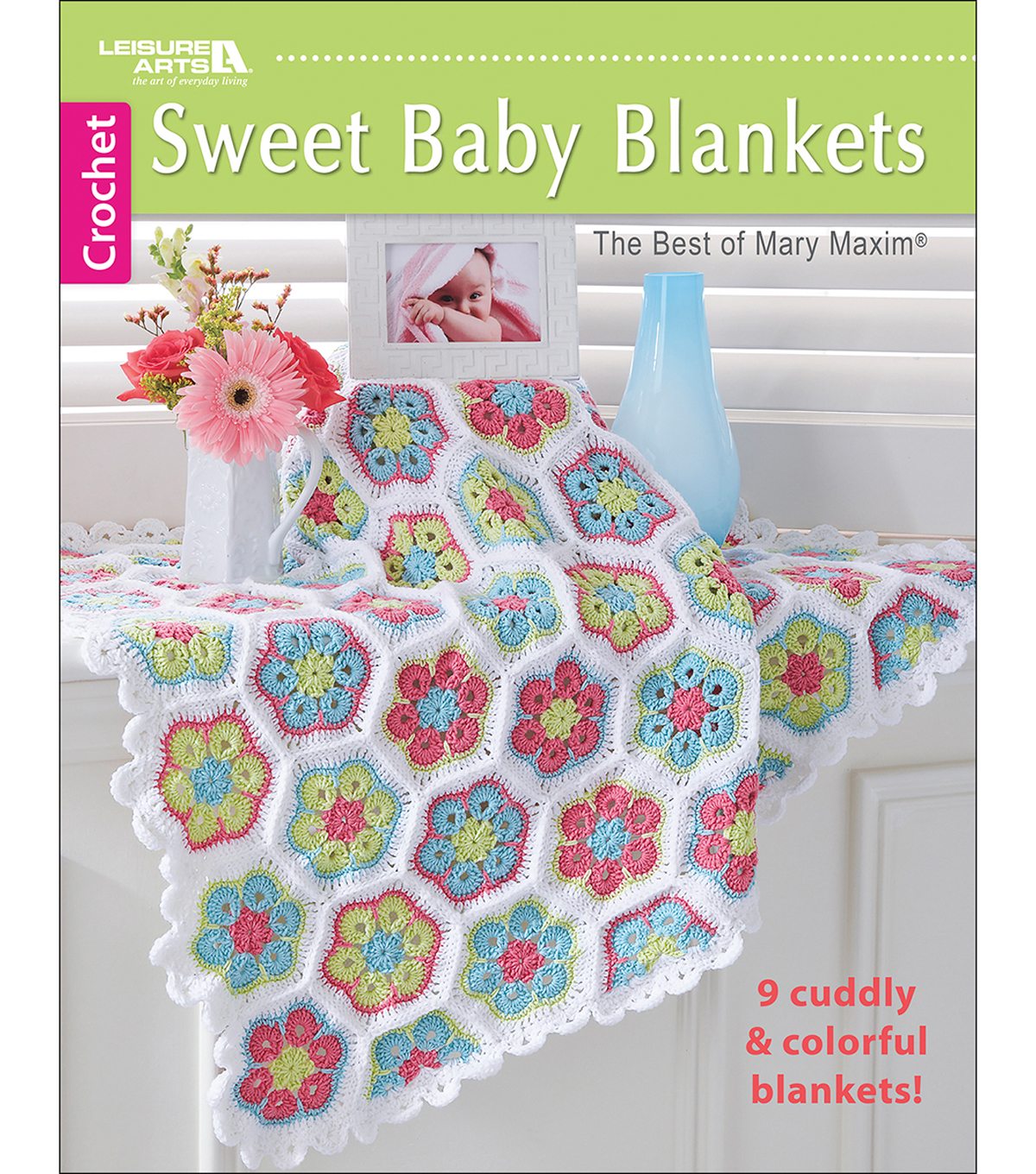 Book-Sweet Baby Blankets-The Best