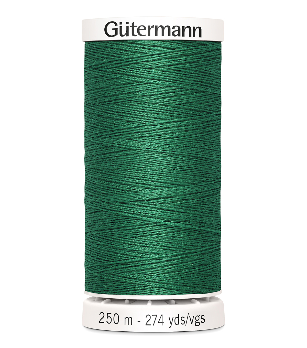 Gutermann Sew-All Thread 273Yds-(600 & 700 series) Cool Tones , Grass Green #752