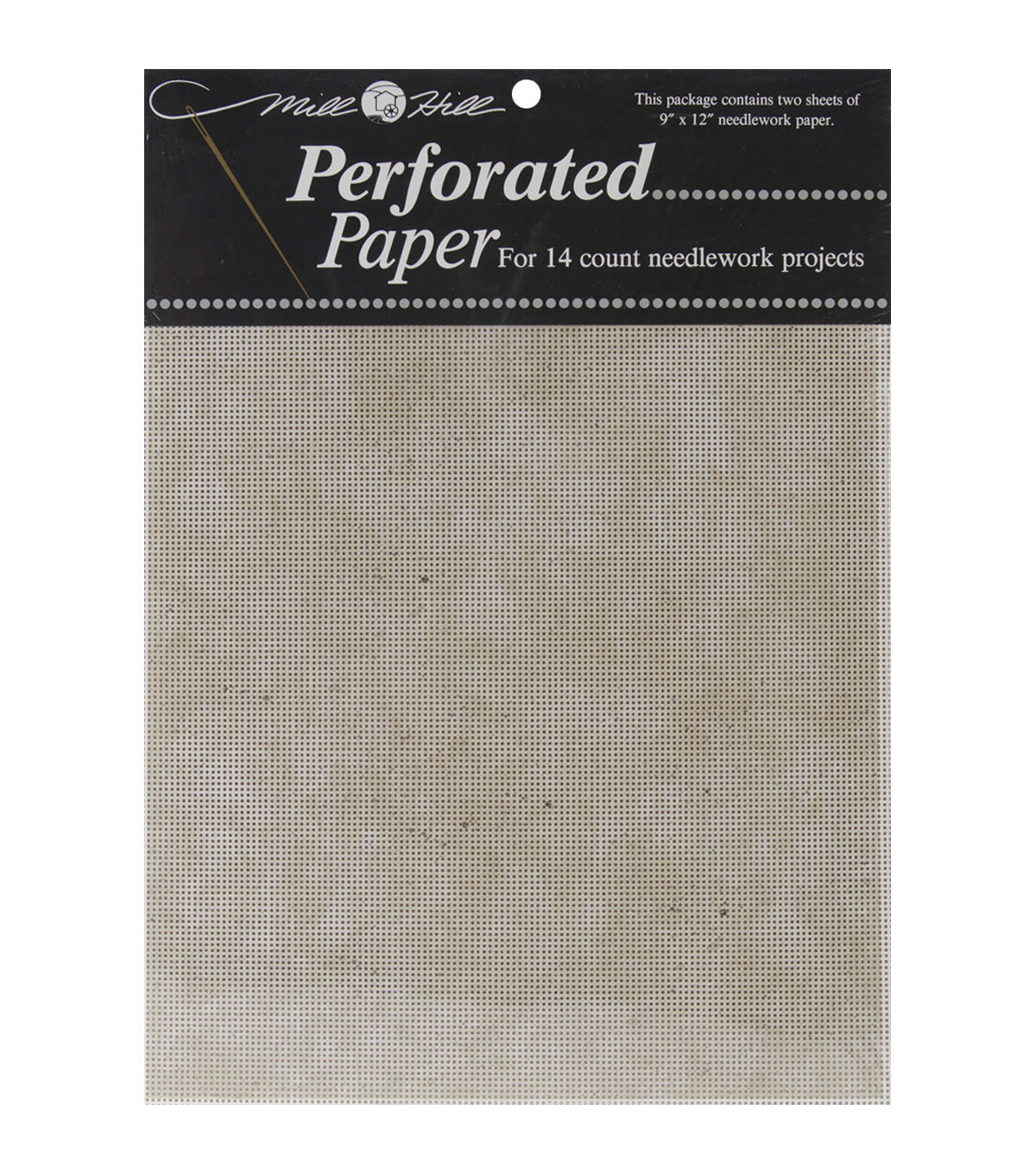 Mill Hill Stylized Perforated Paper Pack