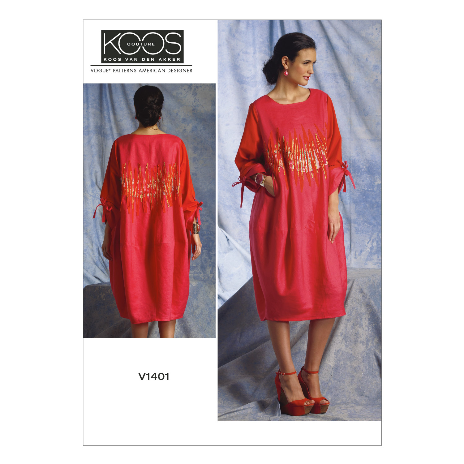 Vogue Patterns Misses Dress-V1401