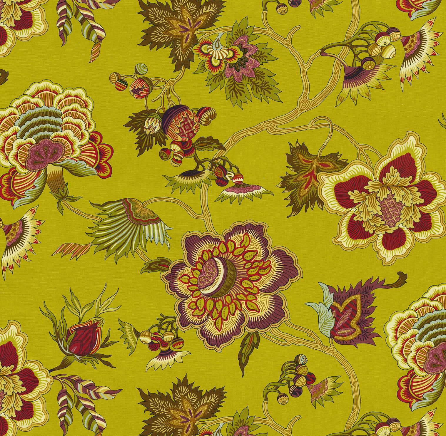 Home Decor Print Fabric Iman Samoan Plantation Tourmaline Joann
