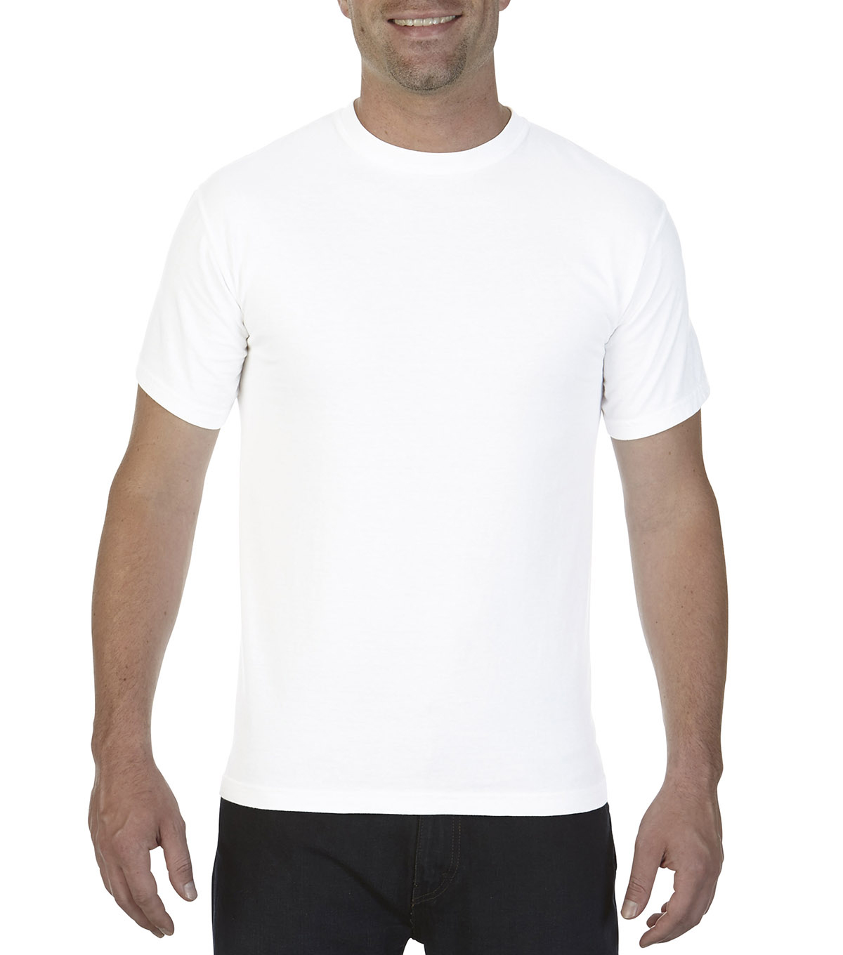 Adult Comfort Colors T-shirt-Medium, White