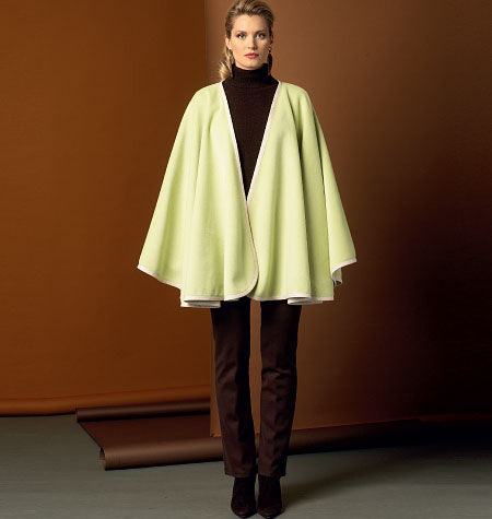 Vogue Patterns Misses Outerwear-V9038