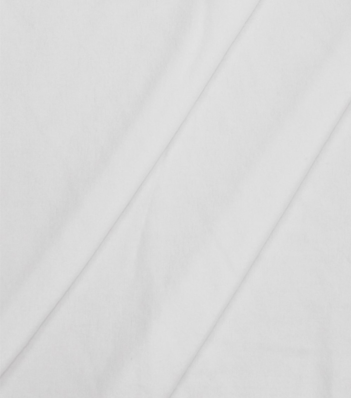 Roc-lon Flannel Collection Muslin 15 yds-White