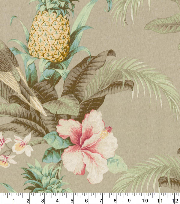 Tommy Bahama Home Decor 8\u0022x8\u0022 Swatch-Beach Bounty La Playa