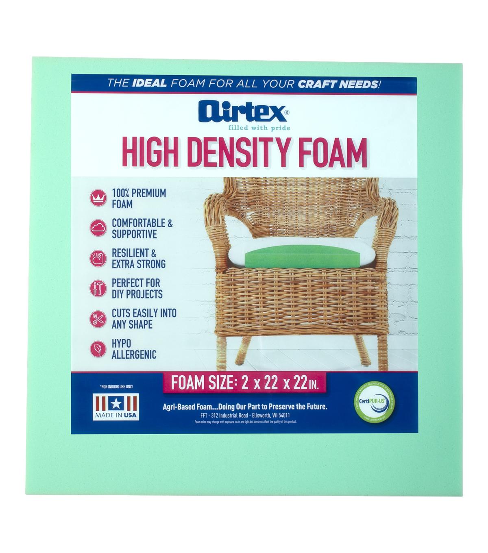 22x22x2in High Density Chair Pad