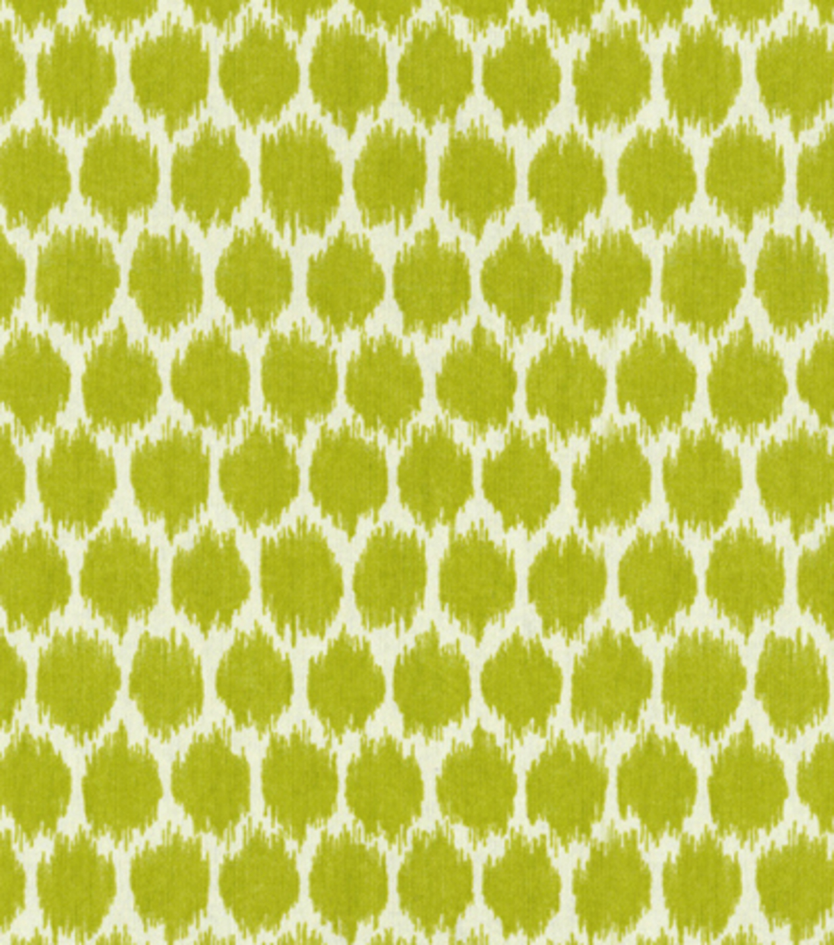 Home Decor 8\u0022x8\u0022 Fabric Swatch-Waverly Seeing Spots Wasabi
