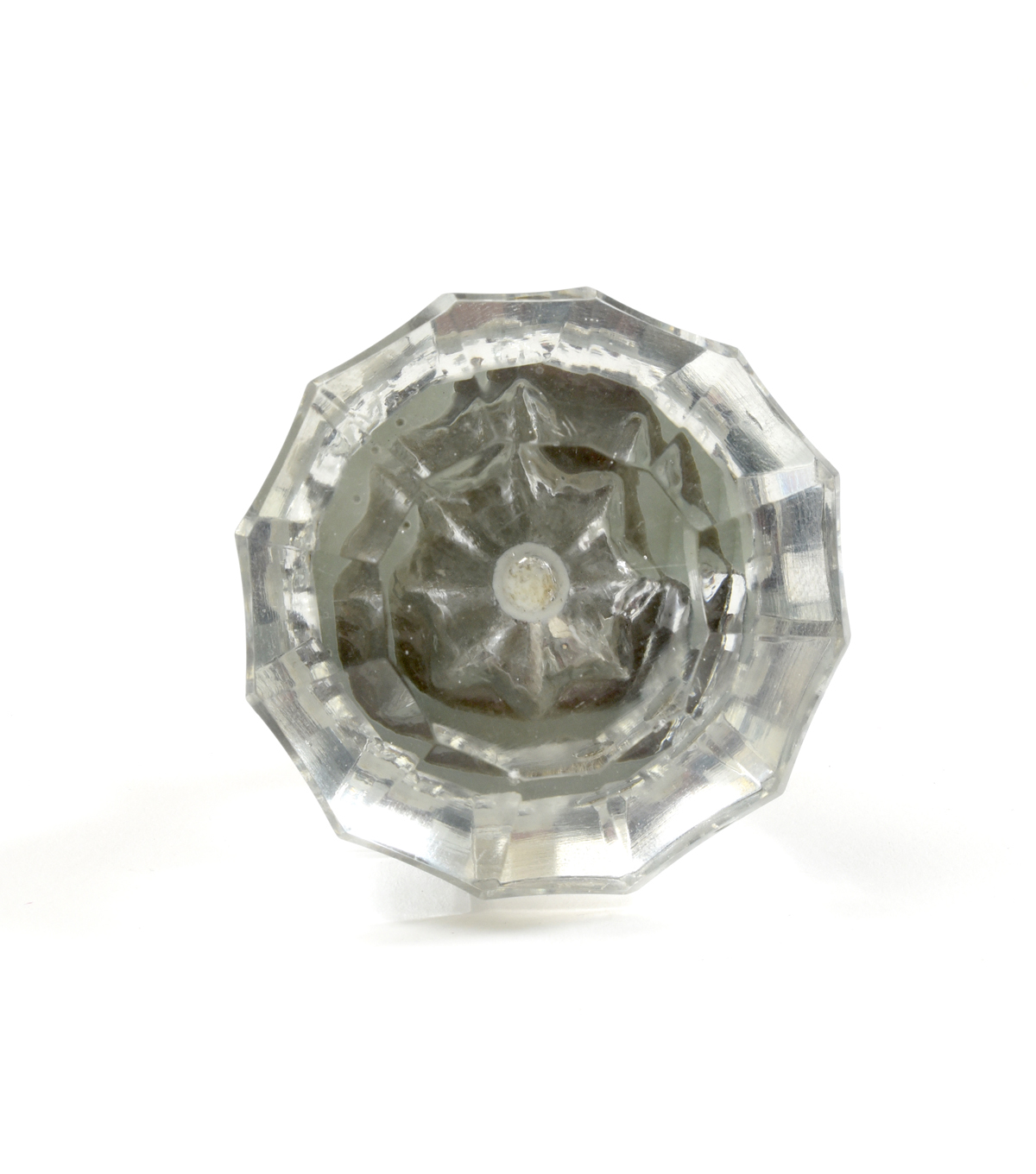 Dritz Home Glass Faceted Knob