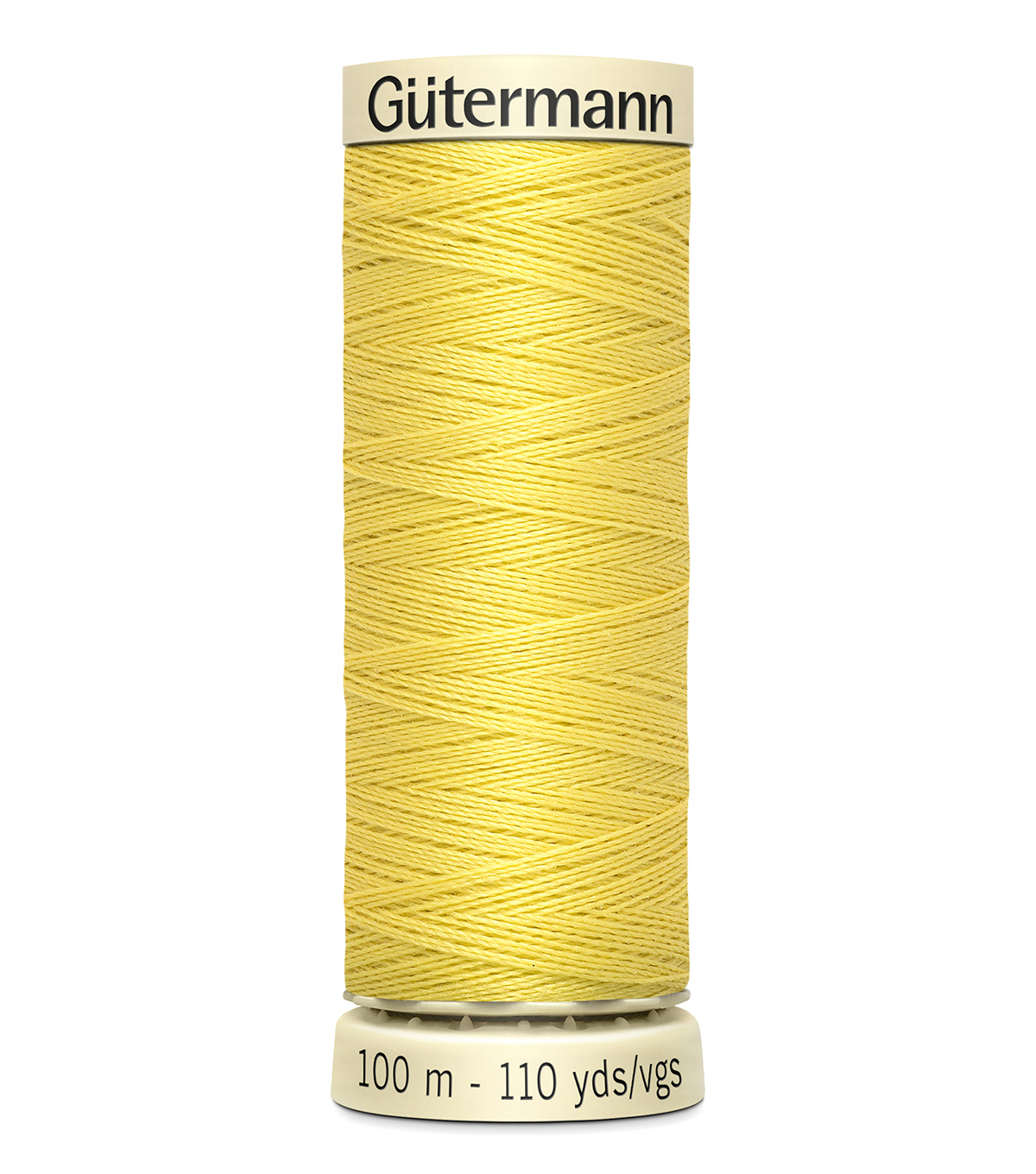 Gutermann Sew All Polyester Thread 110 Yards-Oranges & Yellows , Mimosa