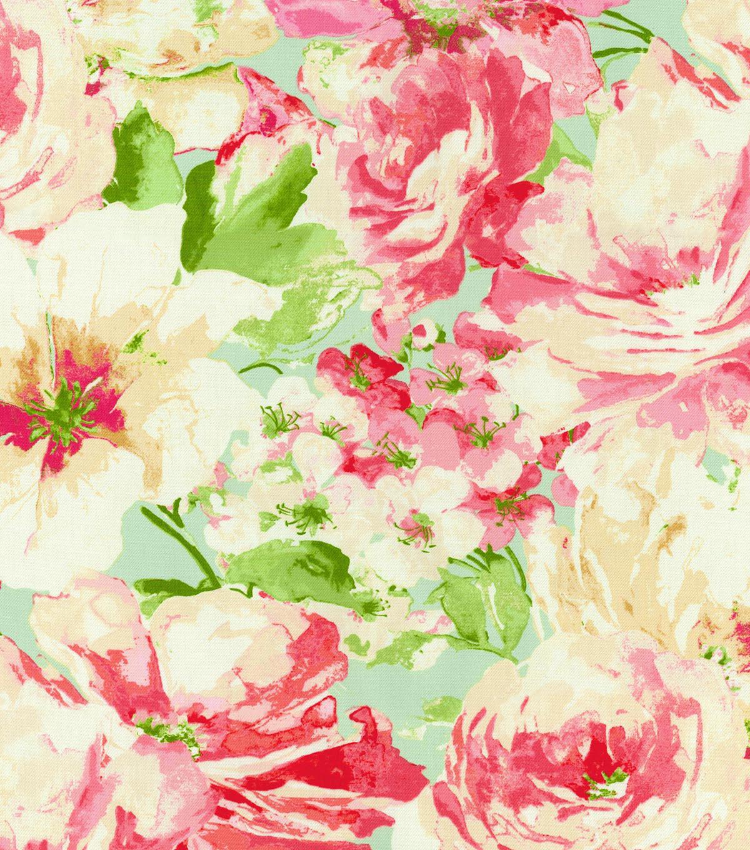 Upholstery Fabric Waverly Garden Gallery Petal Joann