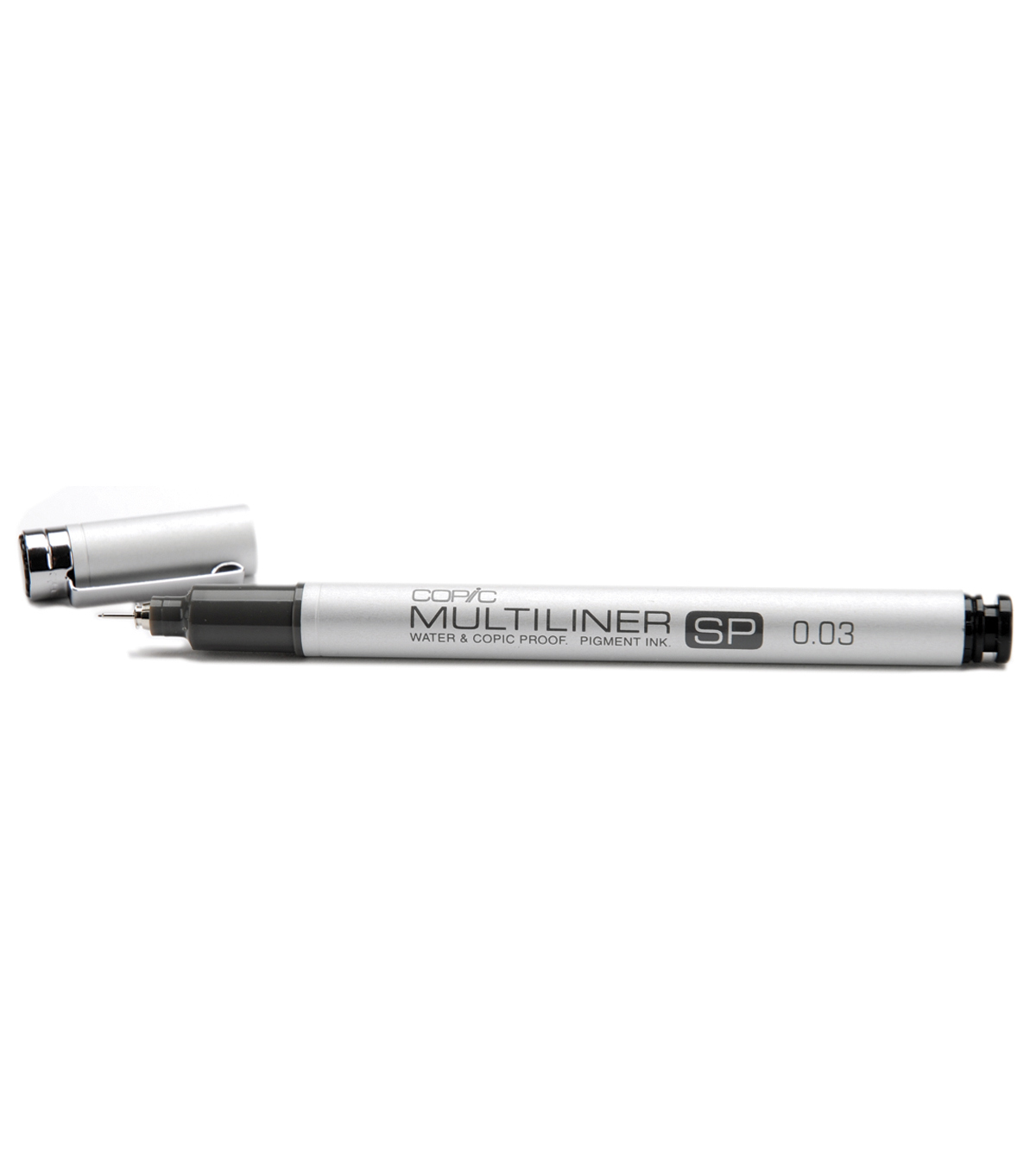 Copic .03 Multiliner SP Color Marker-1PK/Black