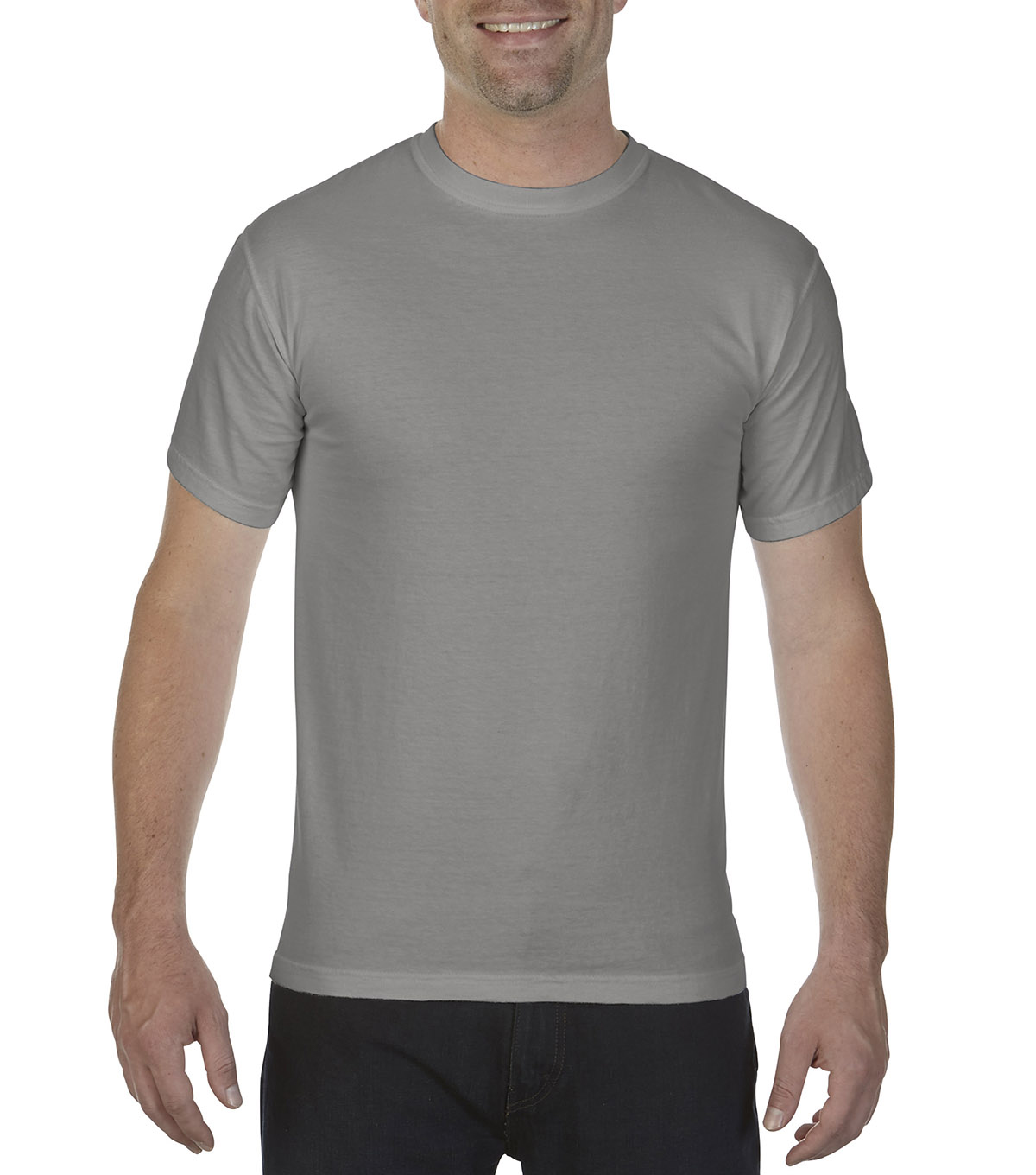 Adult Comfort Colors T-shirt-Medium, Grey