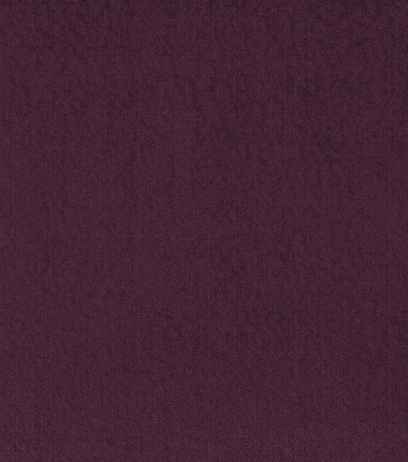 Anti-Pill Fleece Fabric -Solids, Blackberry Wine