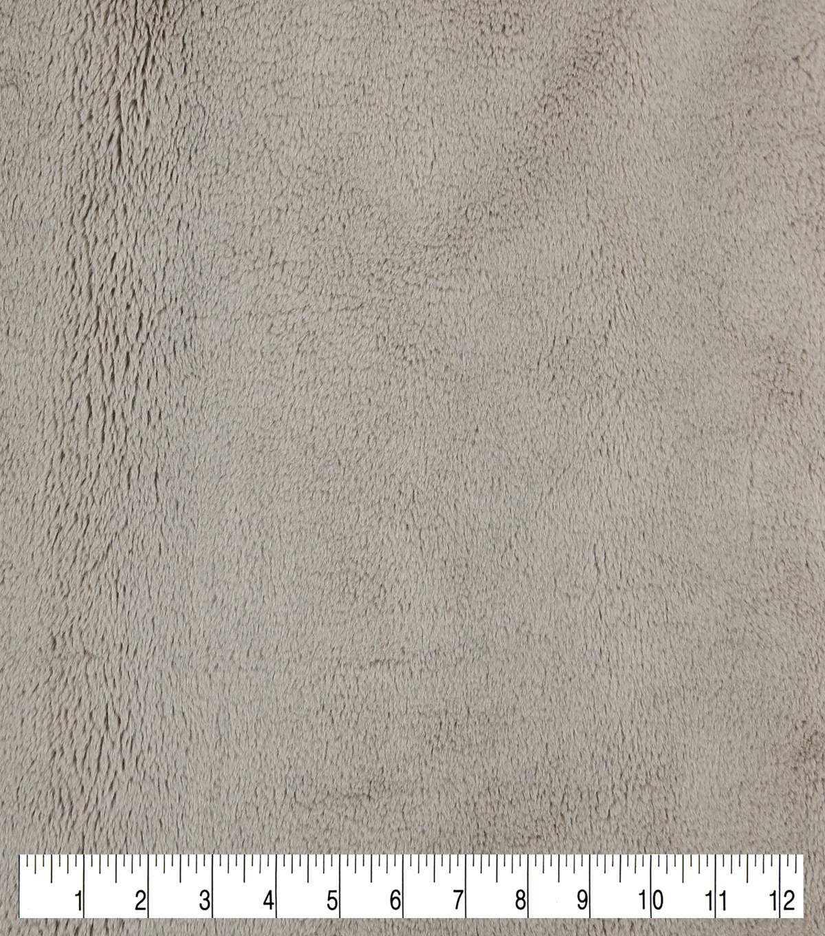 Fashion Faux Fur Fabric Cheshire Taupe