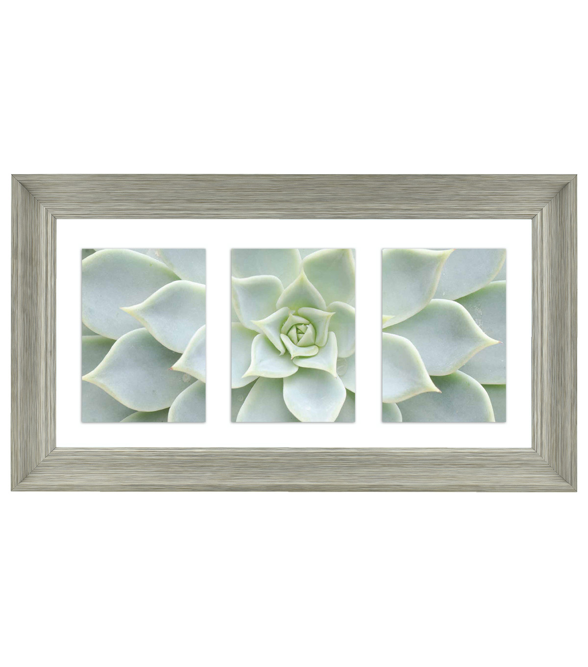 Float Collage Frame with 3 Openings 5\u0027\u0027x7\u0027\u0027