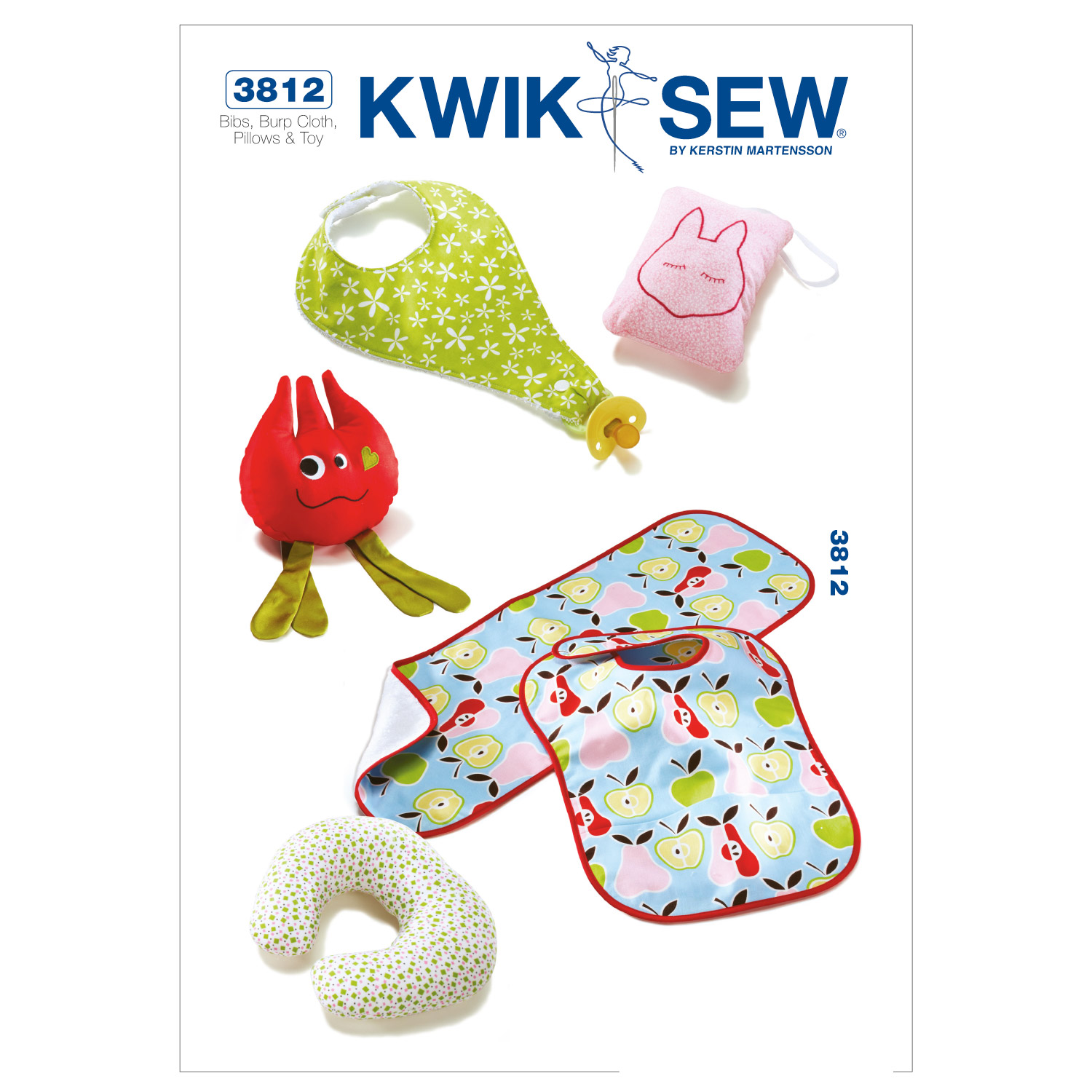 Kwik Sew Baby Essentials-K3812