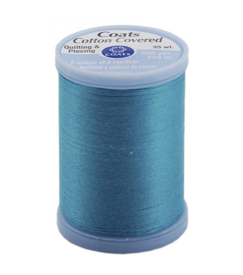 Coats & Clark Cotton Covered Quilting & Piecing Thread 250 Yards , 5270 Parakeet