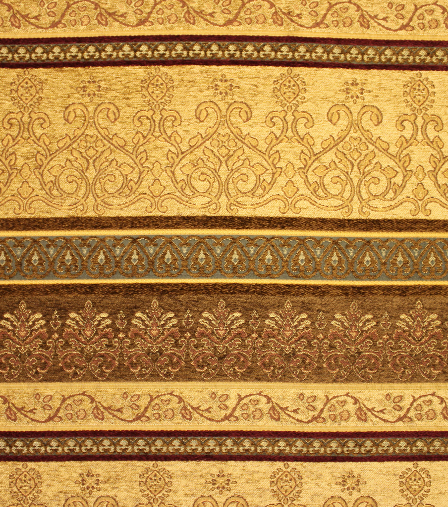 Upholstery Fabric-Barrow M6694-5162 Goldenrod