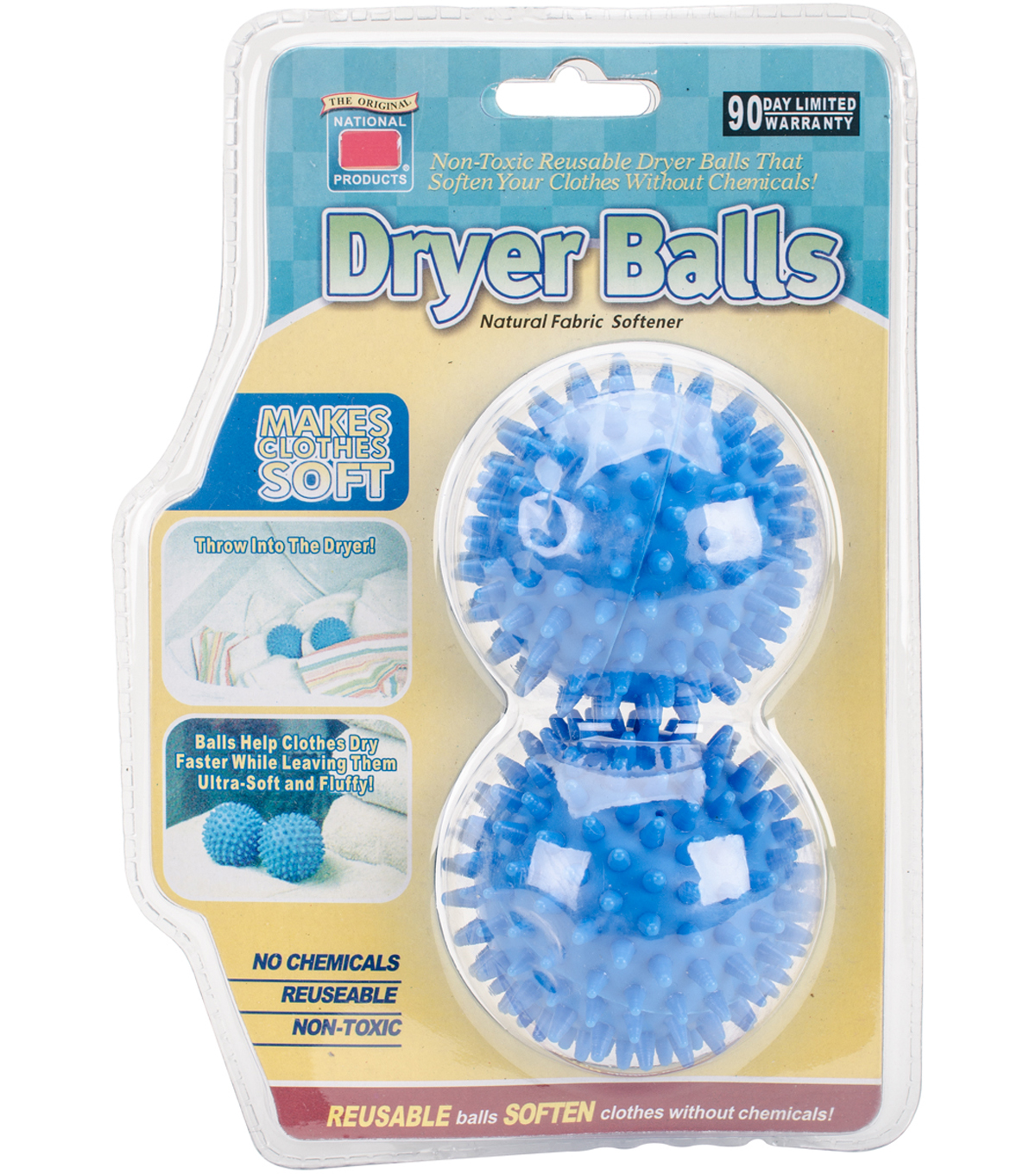 Innovative Home Creations 2 pk Dryer Balls