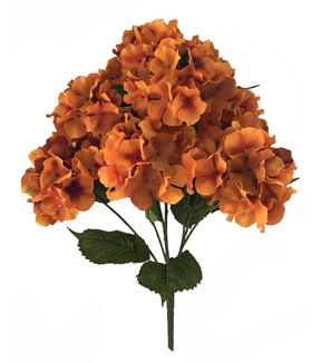 Bloom Room 22\u0022 Hydrangea Bush-Orange