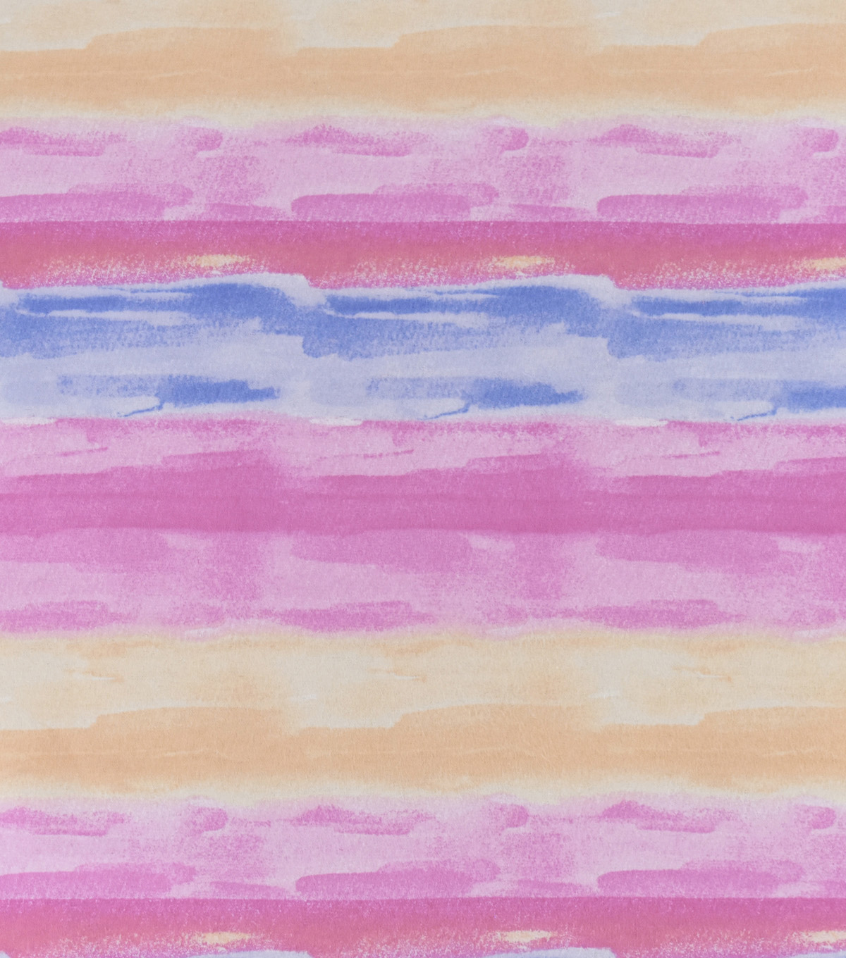 Snuggle Flannel Fabric-Purple Pink Orange Watercolor Tie Dye