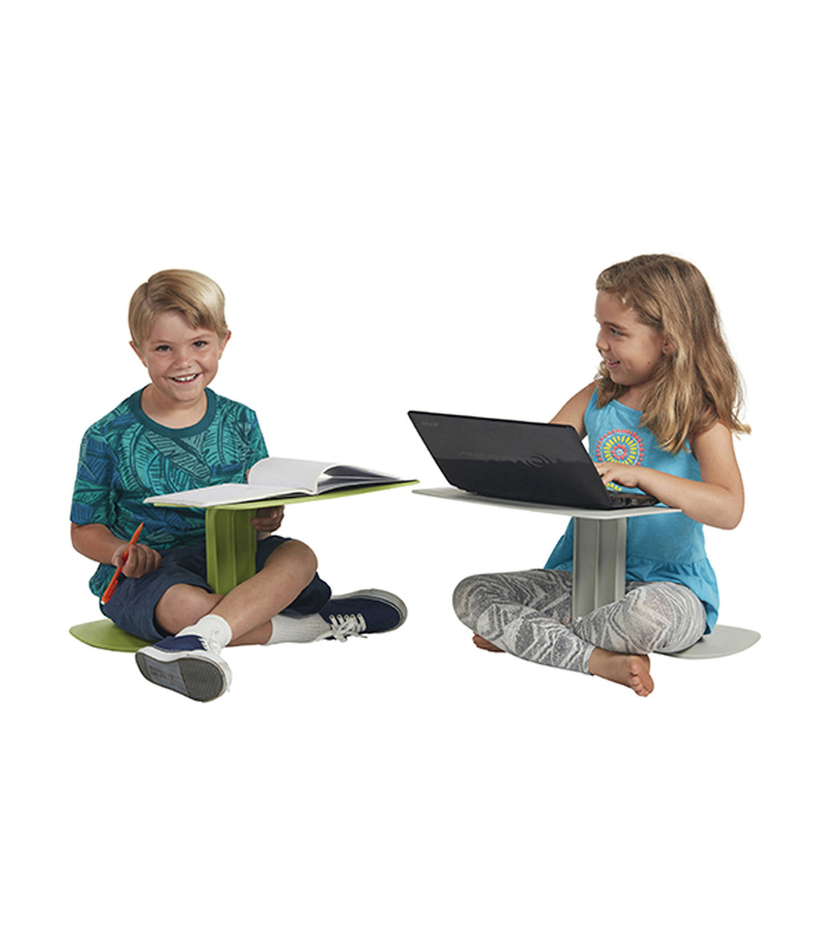 ECR4Kids The Surf, Portable Work Surface, Black