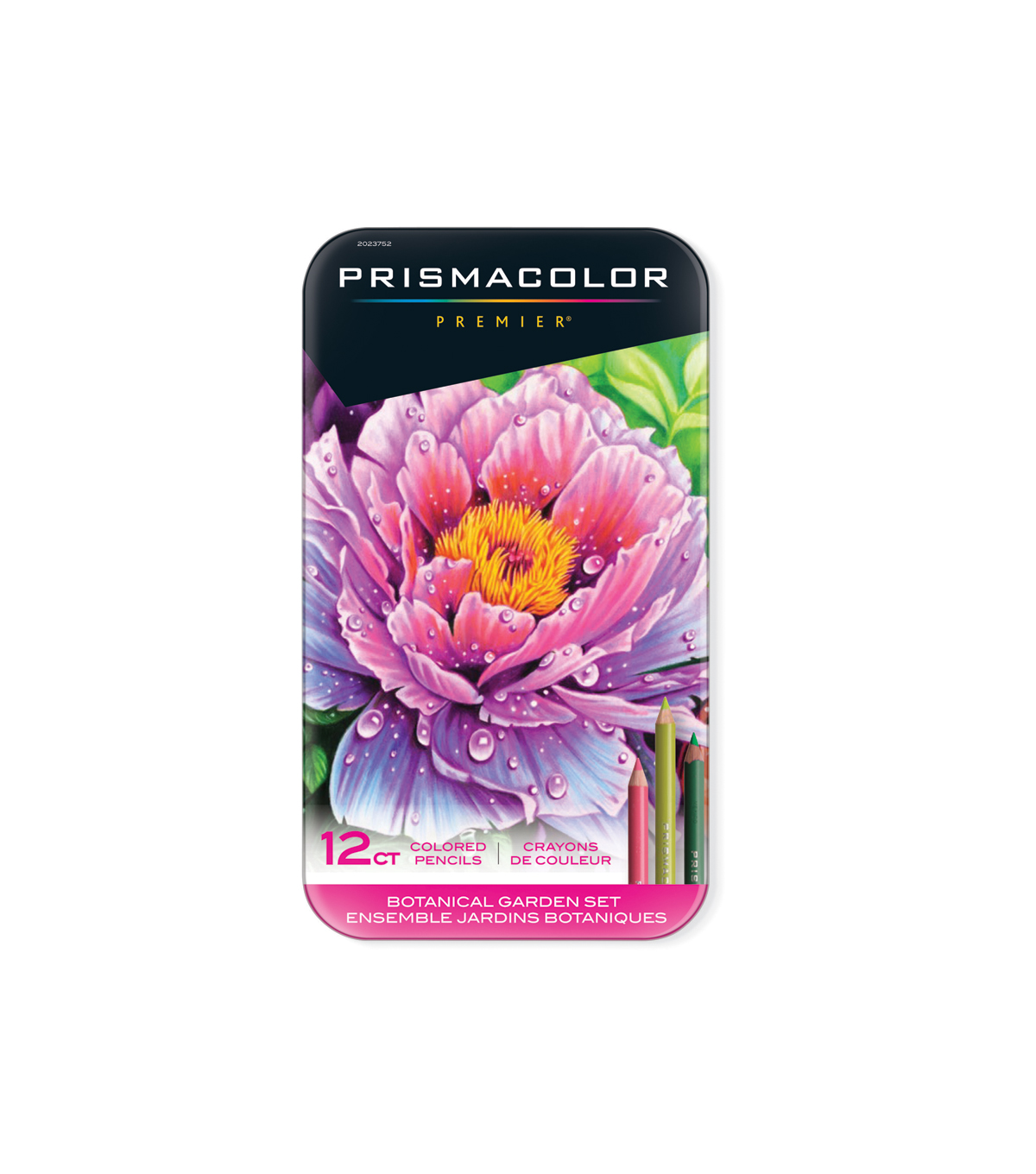 Prismacolor Colored Pencils 12pk-Botanical Garden
