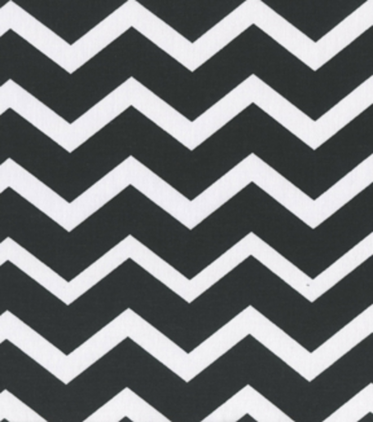 Keepsake Calico Cotton Fabric 43\u0022-Black & White Chevron