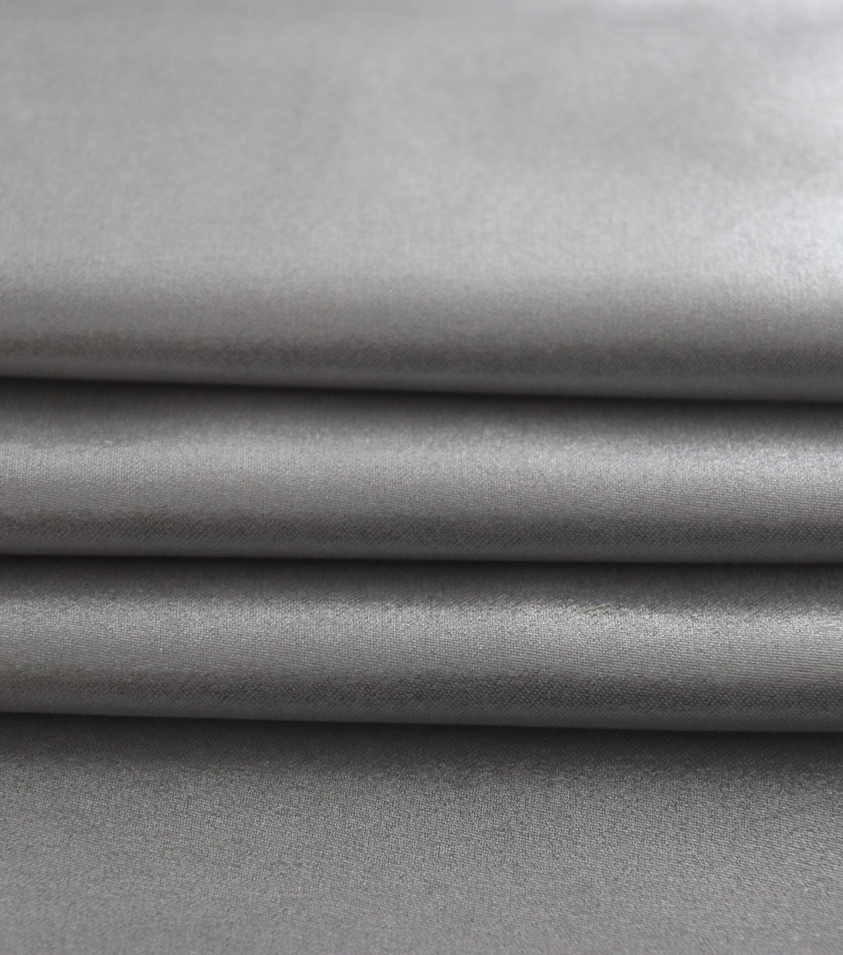 Let\u0027s Pretend Liquid Satin Fabric-White