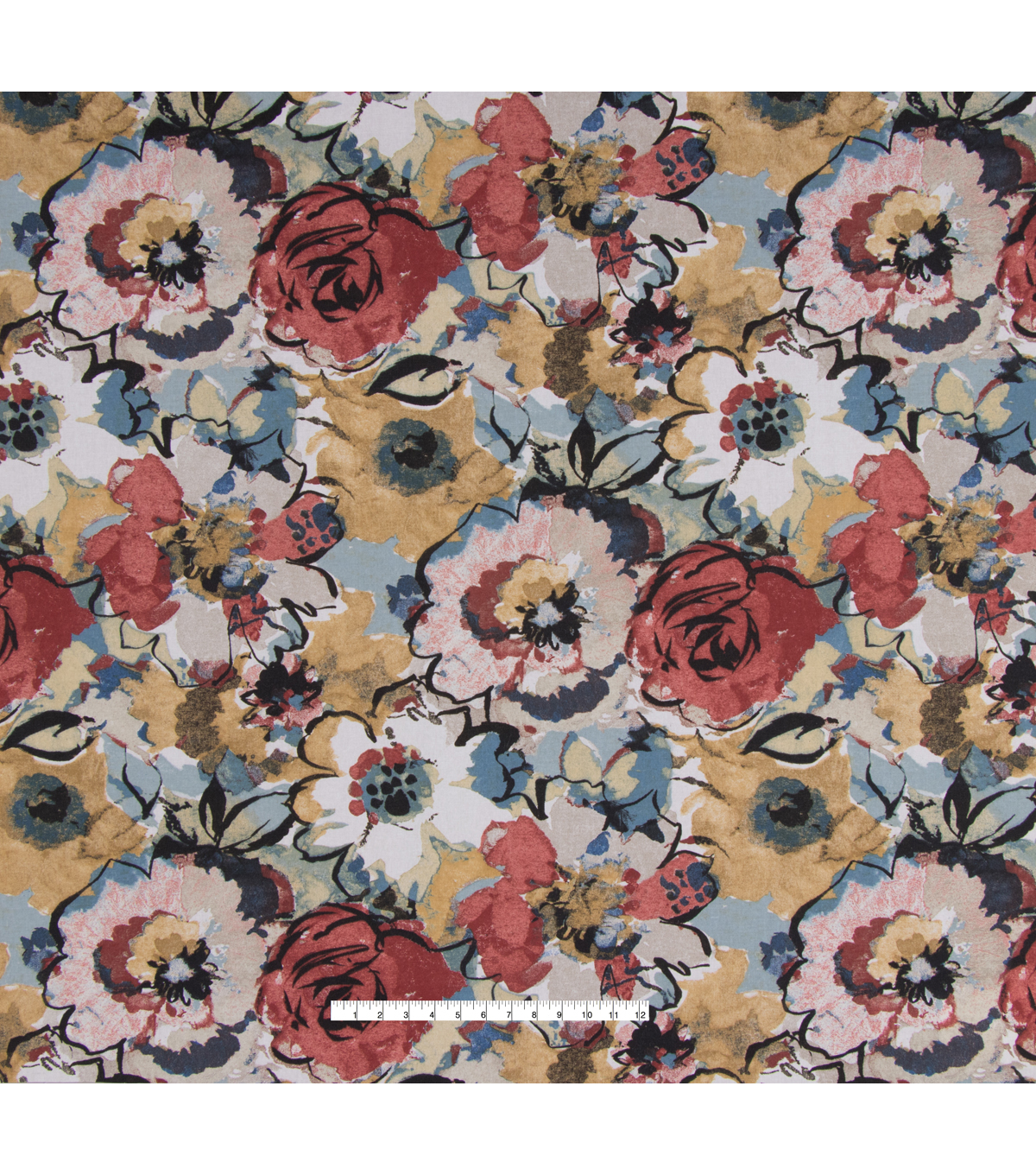 Home Essentials Lightweight Decor Fabric-Garrity Panorama Sonoma