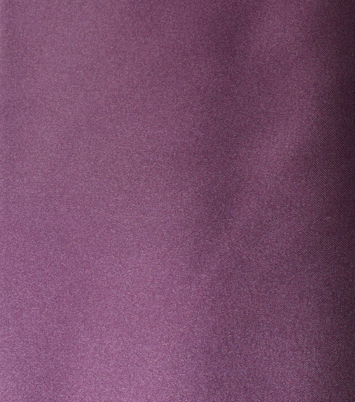 Casa Collection Shiny Satin Fabric, Blackberry Wine