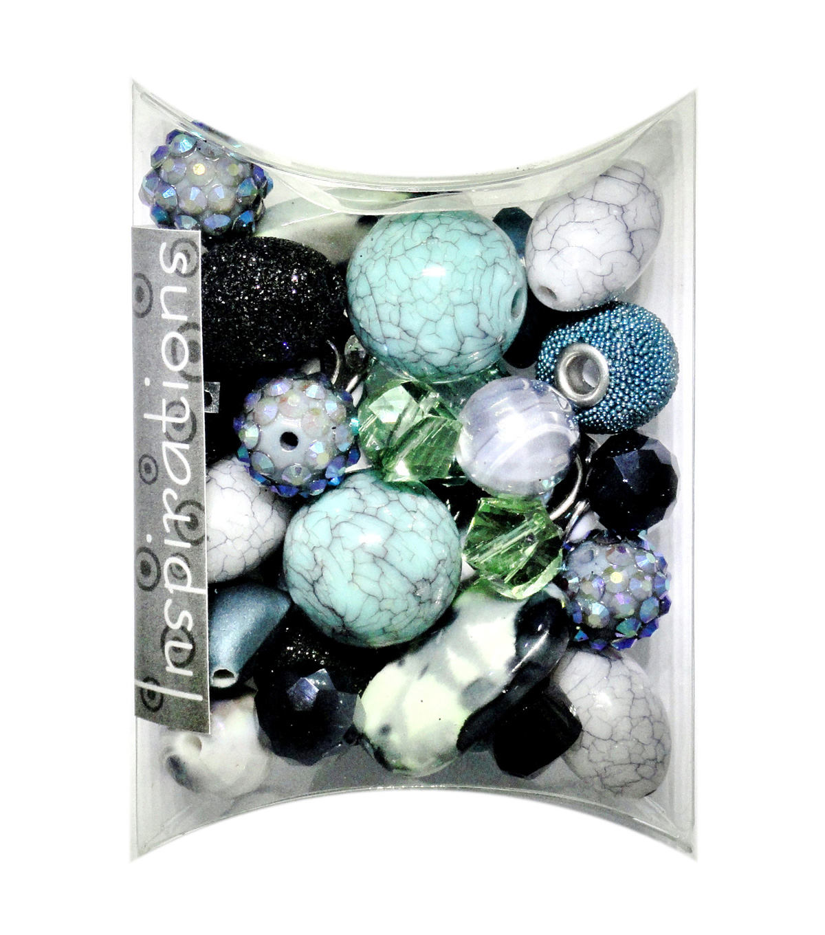 Jesse James Inspirations Beads 1.76 oz-Tapestry