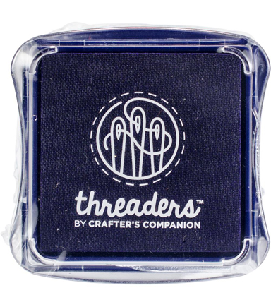 Crafter\u0027s Companion Threaders Fabric Ink Pad, Blue