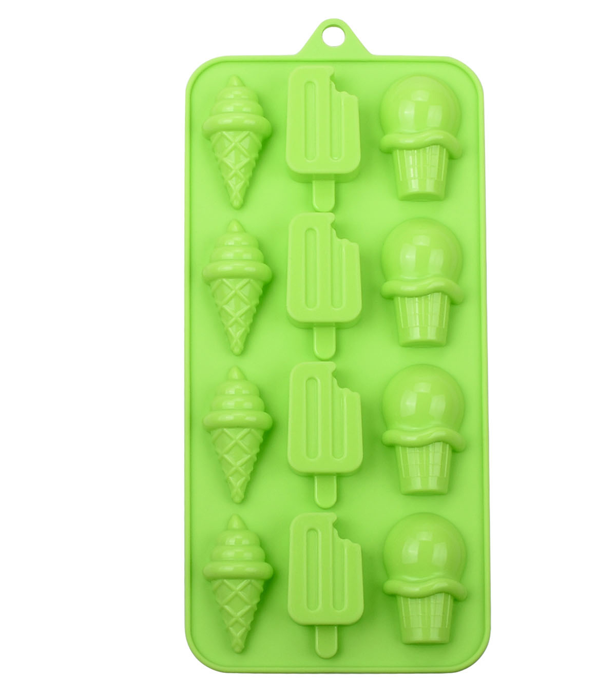 Silicone Mold-Ice Cream