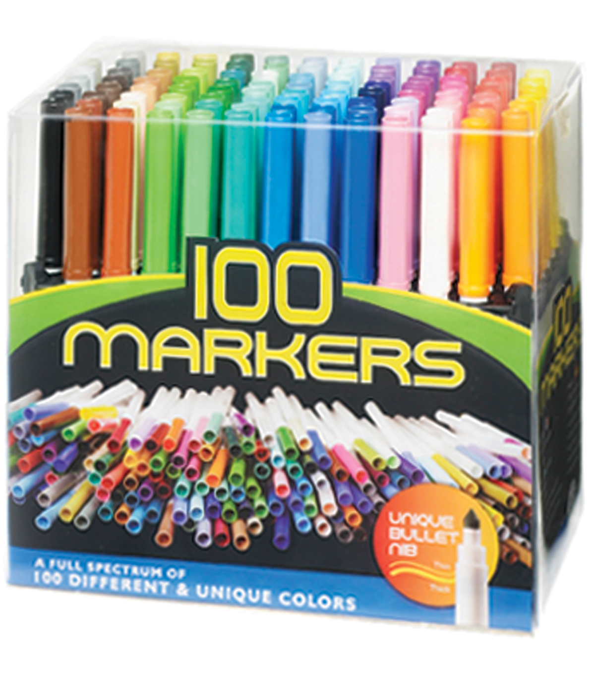 Proart Marker Set-100PK/Bullet Point