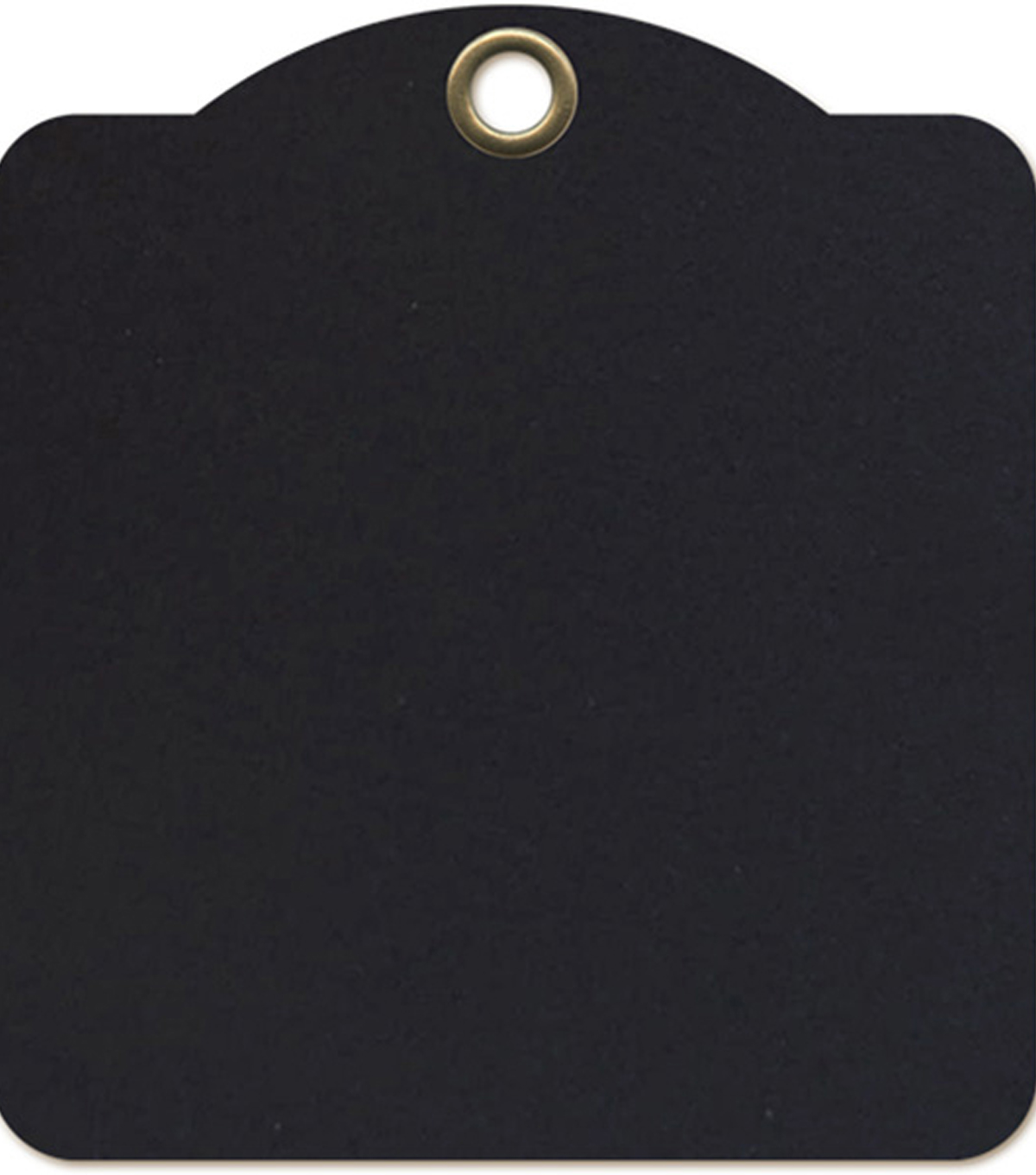 Graphic 45 Staples Square Tag Album 4.5\u0022X5\u0022-Black