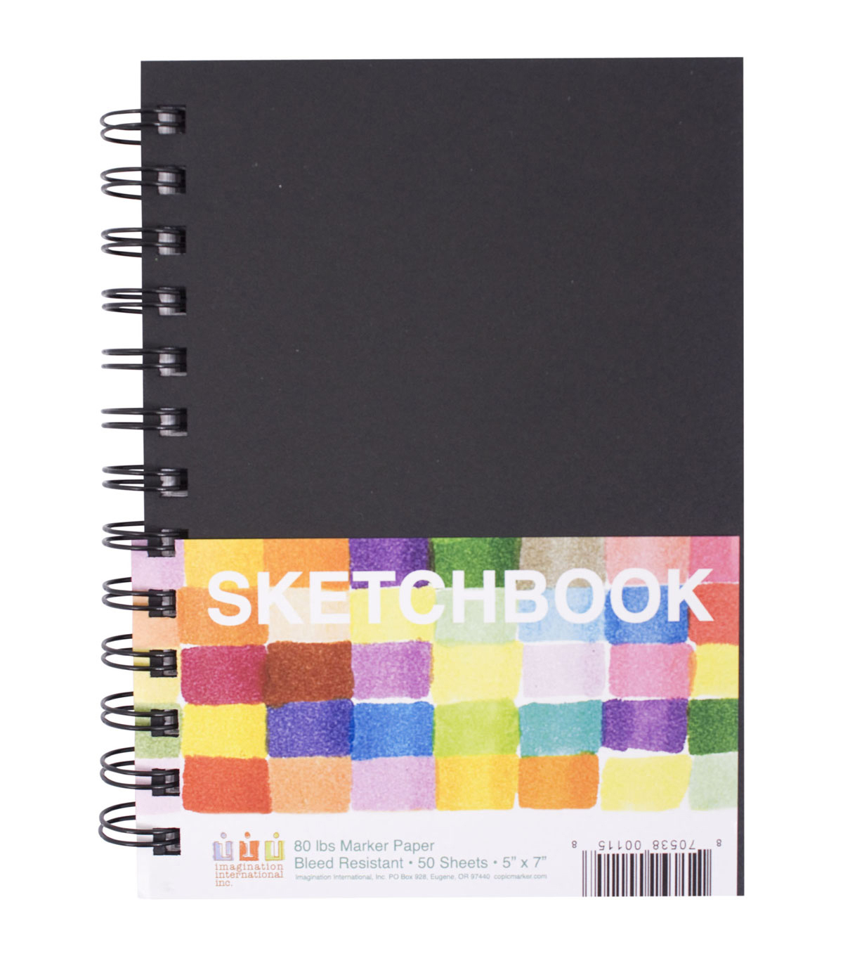 Copic Sketchbook 5\u0022X7\u0022-50 Sheets