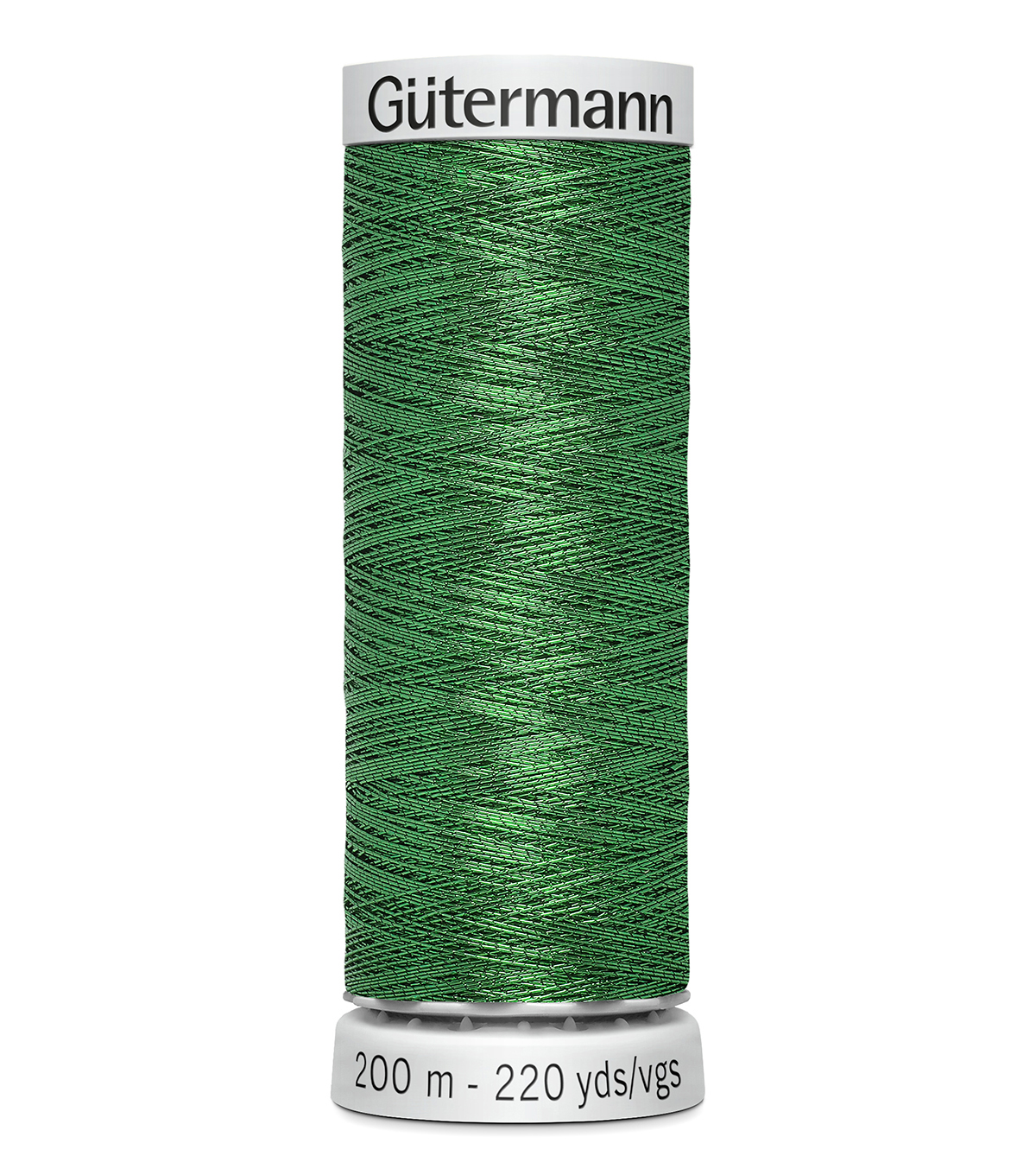 Gutermann 200M Dekor Thread, 200m Dekor Metallic-christmas
