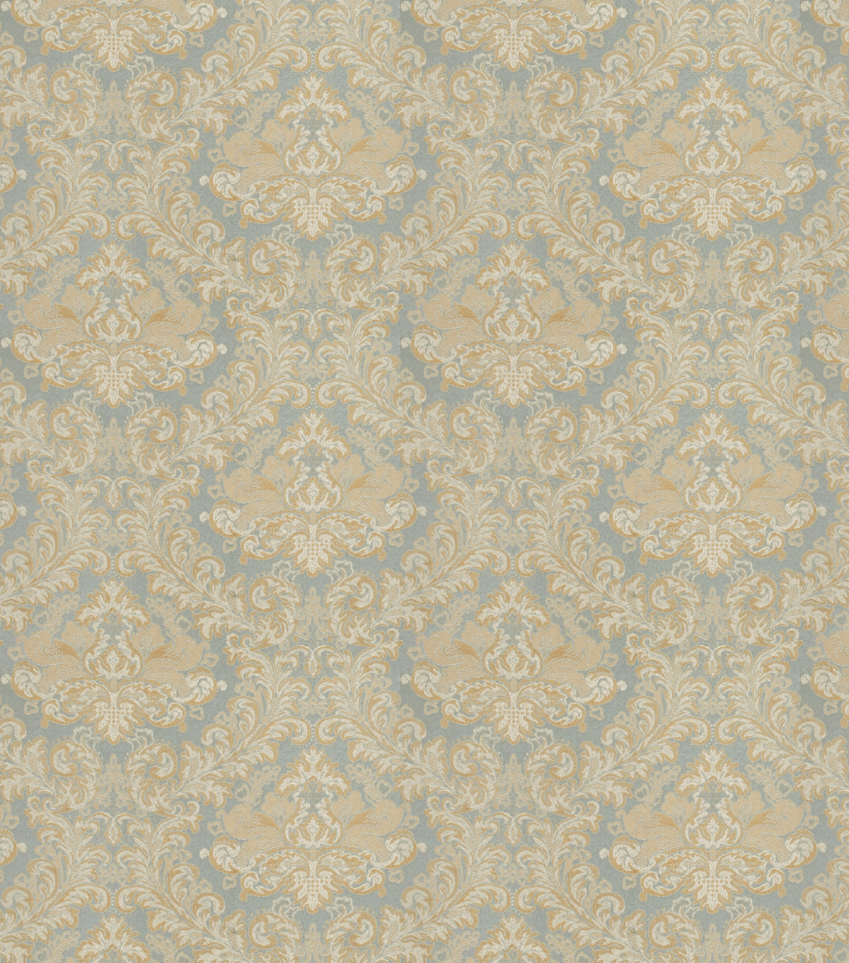 Eaton Square Lightweight Decor Fabric 54\u0022-Creole/Ice Blue